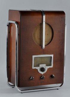 John Vassos Art Deco Radio.
