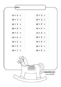 Matematika pre druhákov - nové pracovné listy - Aktivity pre deti, pracovné listy, online testy a iné Word Search, Phone, Words, Telephone, Phones