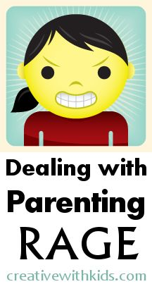 I'm so glad to know I'm not alone. Dealing with parenting rage...