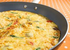 Budget-Friendly Summer Vegetable Frittata -- This frittata is a great way to get more veggies into your day. Have it for brunch or dinner!