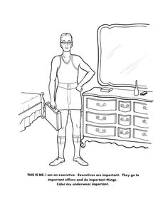 coloring book for lawyers | Laughs | Pinterest | Lawyer