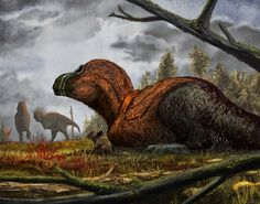 Mark Witton.com Blog: Tyrannosaurus and Triceratops - friends at last?