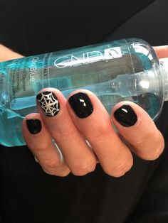 75 coolest graduation party nail art ideas to jazz up your big day easy halloween nails halloween fake nails halloween inspired nail art ideas halloween solutioingenieria Choice Image
