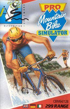 Pro Mountain Bike Simulator (1989)