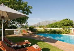 Eikendal Lodge in Stellenbosch, Western Cape