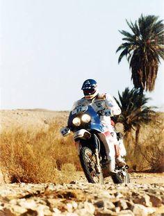 La #Honda XL di Ciro De Petri.