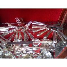 Antique Silver, Silver Plate, Plating, Container, Gift Wrapping, Antiques, Gifts, Products, Gift Wrapping Paper