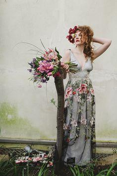 Botanical Inspiration by Jess Petrie