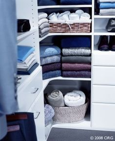 Being organized relieves Stress... http://sunshinedrapery.com