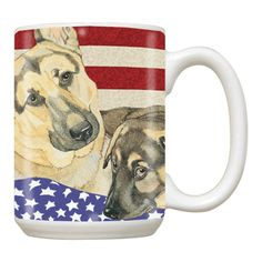 Ceramic Mug - German Shepherd