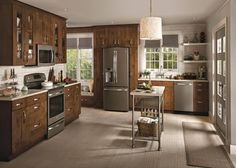 Great American Kitchen Event   GE Appliances With Premium Slate Finish