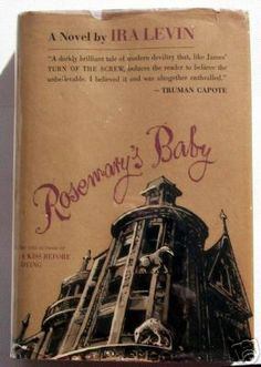 Rosemarys Baby Book Cover