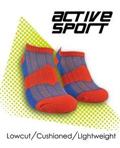 貝柔 動感萊卡輕量氣墊足弓護足機能襪(橘黃),專業運動襪,運動襪,女襪 - Howa 好襪購物網