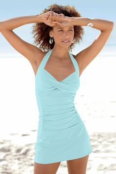 Ruched Skirtini By Shape Benefits Misses | Chadwicks