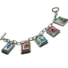 Throne of Glass Series Book Bracelet