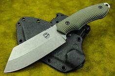 Michael Burch Mid Tech Fixed Blade Knife