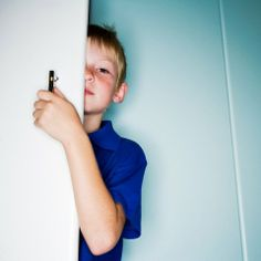 Entrusted Ministries - What can I do about son's shyness that leads to rudeness?