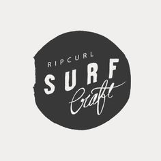Rip Curl Logos by Ross Dickson, via Behance