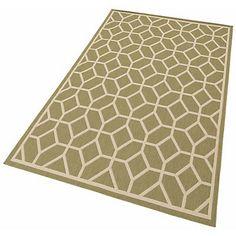 Teppich, my home, »Makota«, In-und Outdoor geeignet , gewebt in grün im Online Shop von Baur Versand