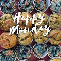 Happy Muffin Monday!
