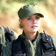 "Samantha Carter ""Stargate SG-1"""