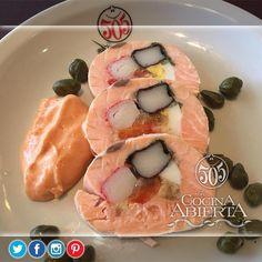 """Sabores de """"Cocina Abierta 505"""""""