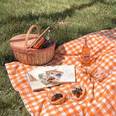 Picnic setting for photoshoot Picnic Date, Summer Picnic, Summer Aesthetic, Aesthetic Food, Travel Aesthetic, Picnic Blanket, Outdoor Blanket, Oui Oui, Jolie Photo