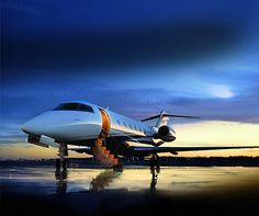 Private jet empty leg bookings