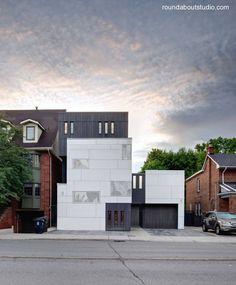 Residencia contemporánea en Toronto