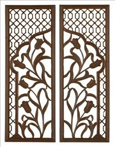 Image result for mdf jali floral design | GRILLS | Pinterest ...