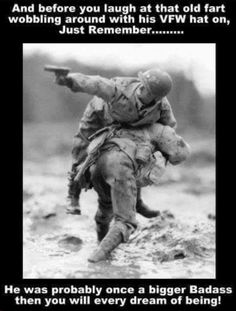 Military Quotes, Military Humor, Army Quotes, Pomes, Warrior Quotes, Real Hero, Thats The Way, God Bless America, Faith In Humanity