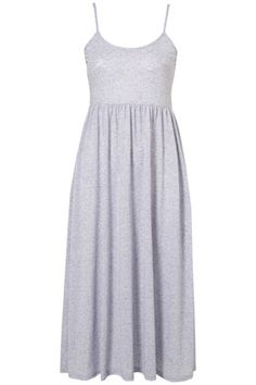 casual jersey dress....this would be so cute with a brightly colored cardigan and cute accessories