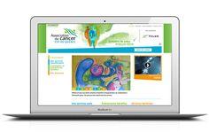 Client : Association du cancer de l'Est du Québec. Site institutionnel présentant les activités de l'ACEQ et permettant de faire des dons. www.aceq.org