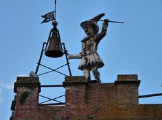 Montepulciano Torre del reloj