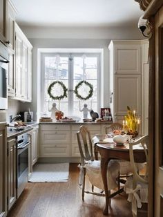 Beautiful white cabinetry kitchens!!!  My favorite look!!