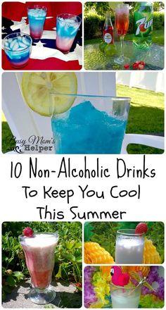 10 Non-Alcoholic Dri