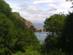 Anstey's cove, Devon