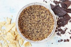 Recipe of the Day: Tortilla Chip Crust
