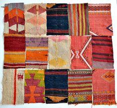Weavings. Colors. So good.