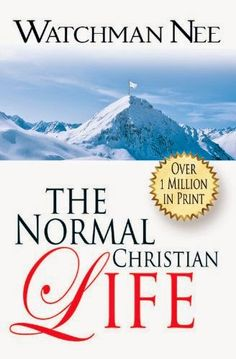 The Normal Christian Life  by Watchman Nee   http://www.faithfulreads.com/2014/07/saturdays-christian-kindle-books-late_19.html