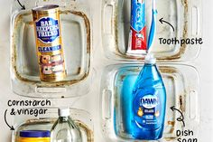 The Best Method for Cleaning a Grease Stains Off Glass Bakeware | Kitchn