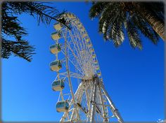 Malaga Spain, Fair Grounds, Sky, Heaven, Heavens