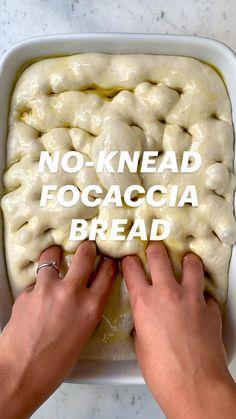 Bread Recipes, Cooking Recipes, Bread Rolls, Quick Bread, Baking Tips, Biscuit Bread, Muffin Bread, Italian Recipes, Healthy Snacks