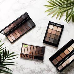 Some of my favorite drugstore eyeshadow palettes! Which do you recommend I try next?   .... #makeupaddict #makeupjunkie #makeupartist #bbloggers #instabeauty #flatlay #thatsdarling #fromabove #coffeeholic #thehappynow #socialmedia #linkinthebio #fashionblogger #fitgirl #naturalbeauty #kyliecosmetics #slave2beauty #makeupdolls #anastasiabeverlyhills #makeup #colourpop #makeuphaul #makeupgeek #makeuprelease #eyebrowsonfleek #girlboss #themakeupfeed #bosslady #flashesofdelight #whiteaddict