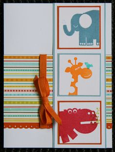 Great kid card (zoo by Cecilie, ancema.dk)