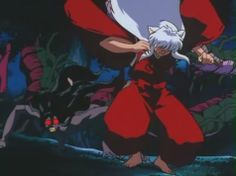 (+) That day, of course, wasn't an exception. When I wake up what I do first is to focus in what's in my mind about that night's dream, and I start to remember the dream perfectly, absolutely all the parts and details of it. And that day, it felt so special. Why? Because I dreamed of Inuyasha. Yes, without thinking about him in a very long time, it suddenly appeared in my dreams. I'm not sure why. But I like to believe it wasn't a coincidence. It had to happen. It was destiny. (+)