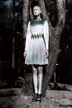 Fashion Collection // Yana Chervinska | Afflante.com