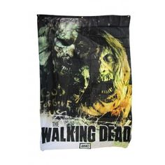 The Walking Dead - Zombies Banner Fabric Poster 84 x Walking Dead Zombies, The Walking Dead, Gag Gifts, Funny Gifts, Dorm Accessories, Wall Banner, Party Lights, Halloween Decorations, Horror