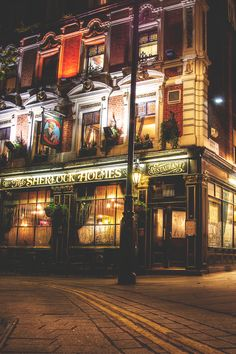 The Sherlock Holmes Restaurant, London