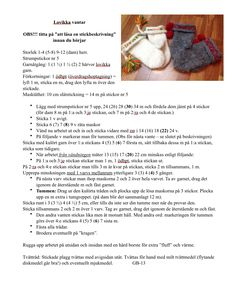 Visit the post for more. Knit Mittens, Lilo And Stitch, Knitting Patterns, Knits, Crafty, Gloves, Socks, Hands, Threading